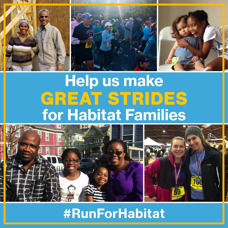 Run For Habitat Boston 2021 Battlegreen Run